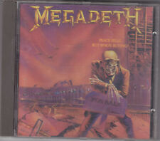 "CD Megadeth ""Peace Sells-but who's Buying?"""
