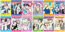 Voice Over Seiyu Academy Series MANGA by Maki Minami Collection of Volumes 1-12!