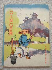 GINGER~Ian Ruth MacNair~1935 HC~Chinese Boy~PUN KEE~