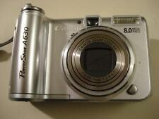 LikeNew Canon Powershot A630 8MP Digital Camera