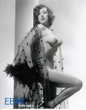 Stripper Cynthia sexy RARE Photo