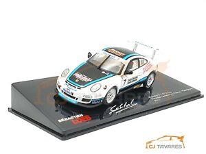 ALTAYA PORSCHE 911 GT3 CUP #7 S. LOEB P. RICARD PORSCHE CARRERA CUP FRANCE 1/43