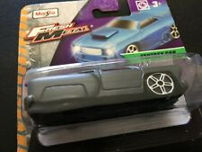 "Maisto 1:64 Fantasy Car ""Leadfoot"""