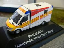 1/87 Rietze Strobel RTW ASB Mainz PC-Box 61778