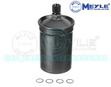 Meyle Fuel Filter, Screw-on Filter with gaskets/seals 100 133 0009
