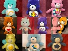 Care Bear Soft Toys Figures Various Sizes