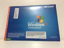 New Sealed Microsoft Windows XP Professional OEM Software Version 2002 Produ Key