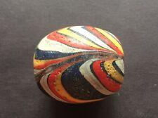 Vieille parierait,, old glass Bead Indonésie Java Chine Tibet Népal 1 中国西藏