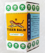TIGER BALM WHITE HERBAL RUB MUSCLES PAIN RELIEF 30 g