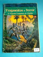 *Rol - La Llamada de Cthulhu - Fragmentos de Terror - Joc Internacional RL157