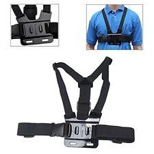 Adjustable Elastic Body Chest Harness Strap Belt Mount for GoPro Hero 2 3 3+ 4 5