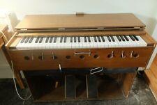 More details for portable vintage harmonium/pump organ. triumph de lure . rare 3 voice model