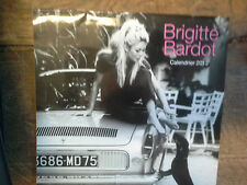 Brigitte Bardot calendrier 2013