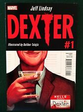 JEFF LINDSAY: DEXTER #1 Marvel Comics (2013) NM, First Print