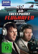 Treffpunkt Flughafen Die komplette Serie 4 DVDs Neu und Originalverpackt