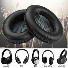 Leather Replacement Ear pad Cushions For Bose Quiet Comfort 25 QC25/2/15 QC35 UK