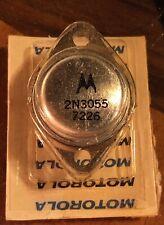 2N3055 7226 NOS Power Transistor Motorola Electronics  New Original Package