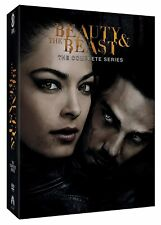 Beauty & and the Beast Complete TV Series Reboot Season 1-4 1 2 3 4 NEW DVD SET