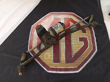 MG TF Windscreen Wiper Motor + Linkages  Grey Plug Connector