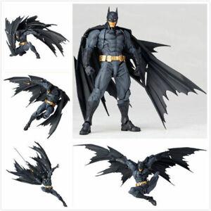 Kaiyodo Revoltech Amazing Yamaguchi Batman Action Figure Model Toy New in Box