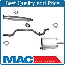 Muffler Exhaust Pipe System Cat Back 2000-2002 Chevrolet Chevy Impala 3.4L 3.8L