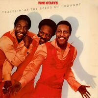O'Jays, The - Travelin' At The Speed Of Though (Vinyl LP - 1977 - US - Original)