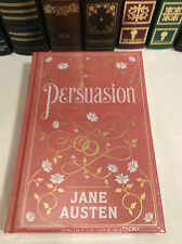 Persuasion by Jane Austen - leather-bound - ships in a box - NEW sealed