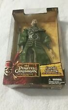 "Disney Pirates of the Caribbean 12"" Sao Feng Zizzle 2007 At World's End"