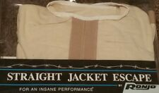 professional STRAIGHT JACKET ESCAPE BY RONJO