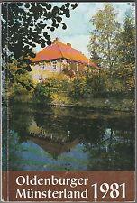 Jahrbuch für das Oldenburger Münsterland 1981 Heimatbund