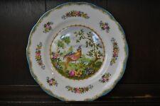 Royal Albert CHELSEA BIRD In Blue Dinner Plate - 26cm Diametre
