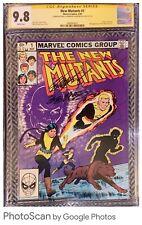 New Mutants #1 CGC SS 9.8 W/P (Origin of Karma) Movie Coming!