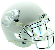 MISSOURI TIGERS MATTE WHITE CHROME MASK SCHUTT XP AUTHENTIC FOOTBALL HELMET
