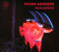 BLACK SABBATH Paranoid CD NEW Digipak Remastered 2010 Edition