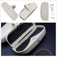 Auto Sunglasses Eyeglasses Holder Case Vehicle Accessories Convenient Storage