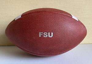 Florida State Seminoles FSU Nike Team Issued Game Ball