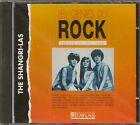 MUSIQUE CD LES GENIES DU ROCK EDITIONS ATLAS - THE SHANGRI-LAS N°16