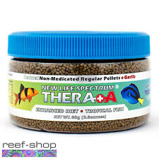 New Life Spectrum THERA +A Regular Pellet 80g Fish Food Fast Free USA Shipping