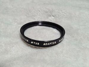 Tiffen #733 Adapter Ring