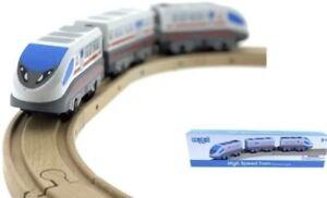 RB&G elektrische Eisenbahn / Holzeisenbahn / Zug / Lokomotive