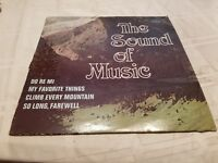 The Sound of Music Vinyl Record LP - Capitol Records