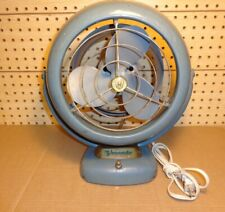 Vintage 1950's Vornado Model A20C1,  Serial number 2585 - 2 Speed Desk Fan