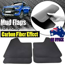 4x Fenders Mud Flaps For Toyota  Ford Mitsubishi Holden Mazda Isuzu D-Max