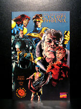 COMICS: The Adventures of Cyclops and Phoenix tradepaperback (1995, 1st Print)