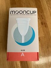Mooncup Reusable Silicone Menstrual Cup Size A Brand New In Box Eco Friendly