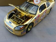 Team Caliber 1/24 owners GOLD #6 Mark Martin Jrs Garage 1 of 756 1:24