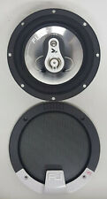 """PAIR OF FLI 6.5"""" COAXIAL. COMPLETE WITH GRILLS, FI6-F3"""