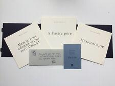 """Gaston COMPERE / Jacques CRICKILLON / Marcel MOREAU """"Côte à côte"""", 1995"""