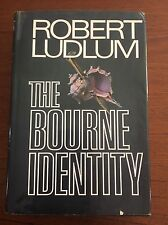 The Bourne Identity By Robert Ludlum - 1st Printing 1st Edition 1980