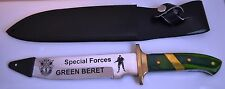 Frost Cutlery Military Tribute Series, Special Forces Green Beret
